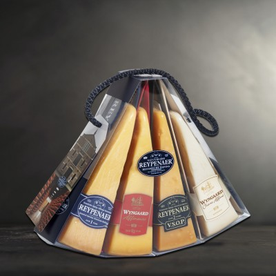 4 Cheese Gift Set - 770 g ℮ (USA)