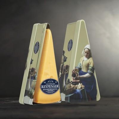 Reypenaer 1/32 in Milkmaid (Vermeer) Storage Tin - 350 g ℮