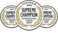 International Cheese Awards Nantwich